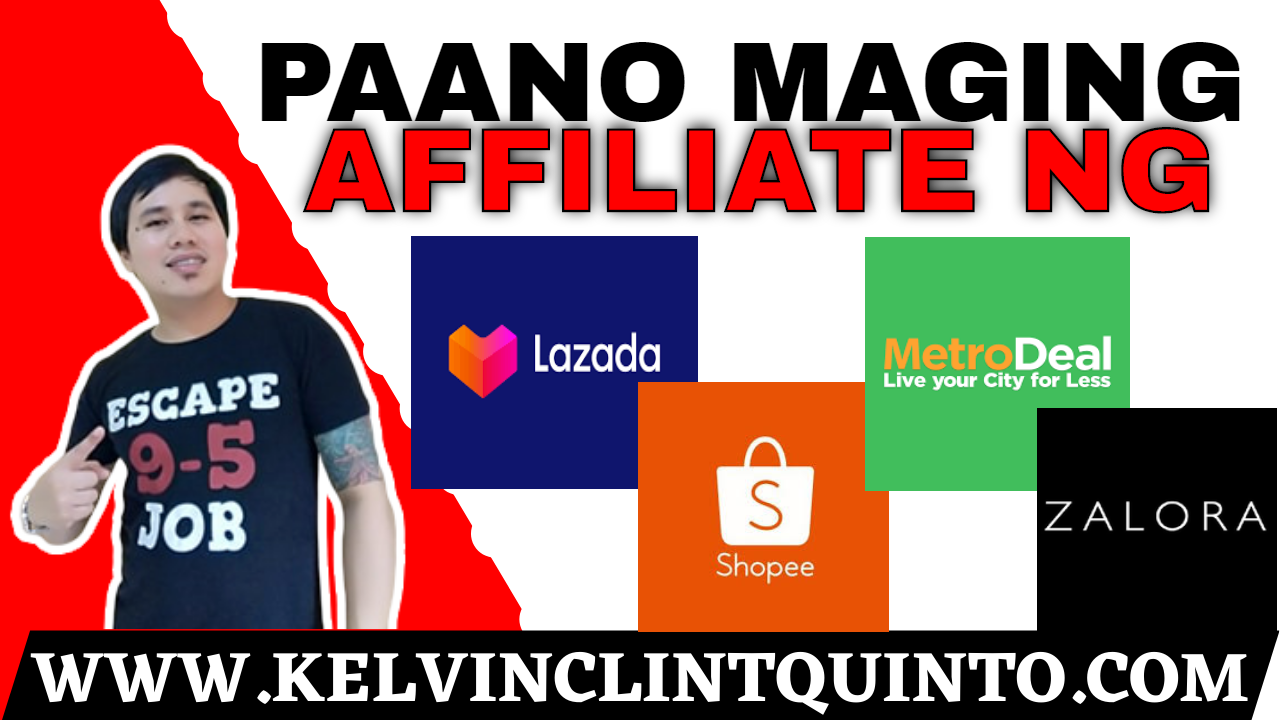Paano maging affiliate