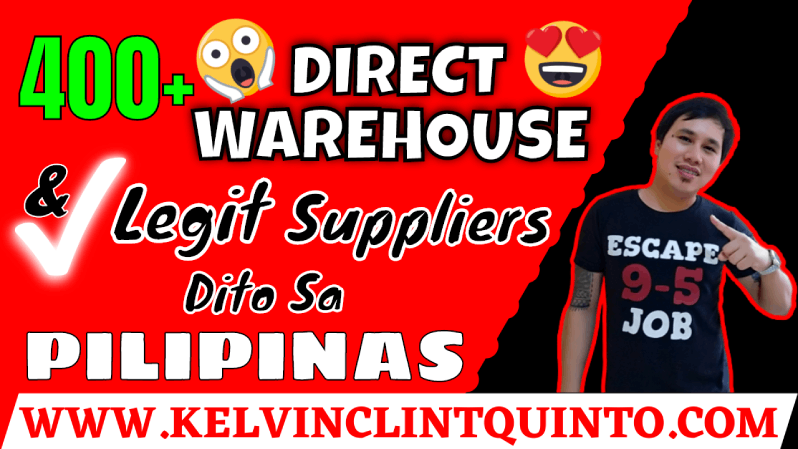 product supplier philippines