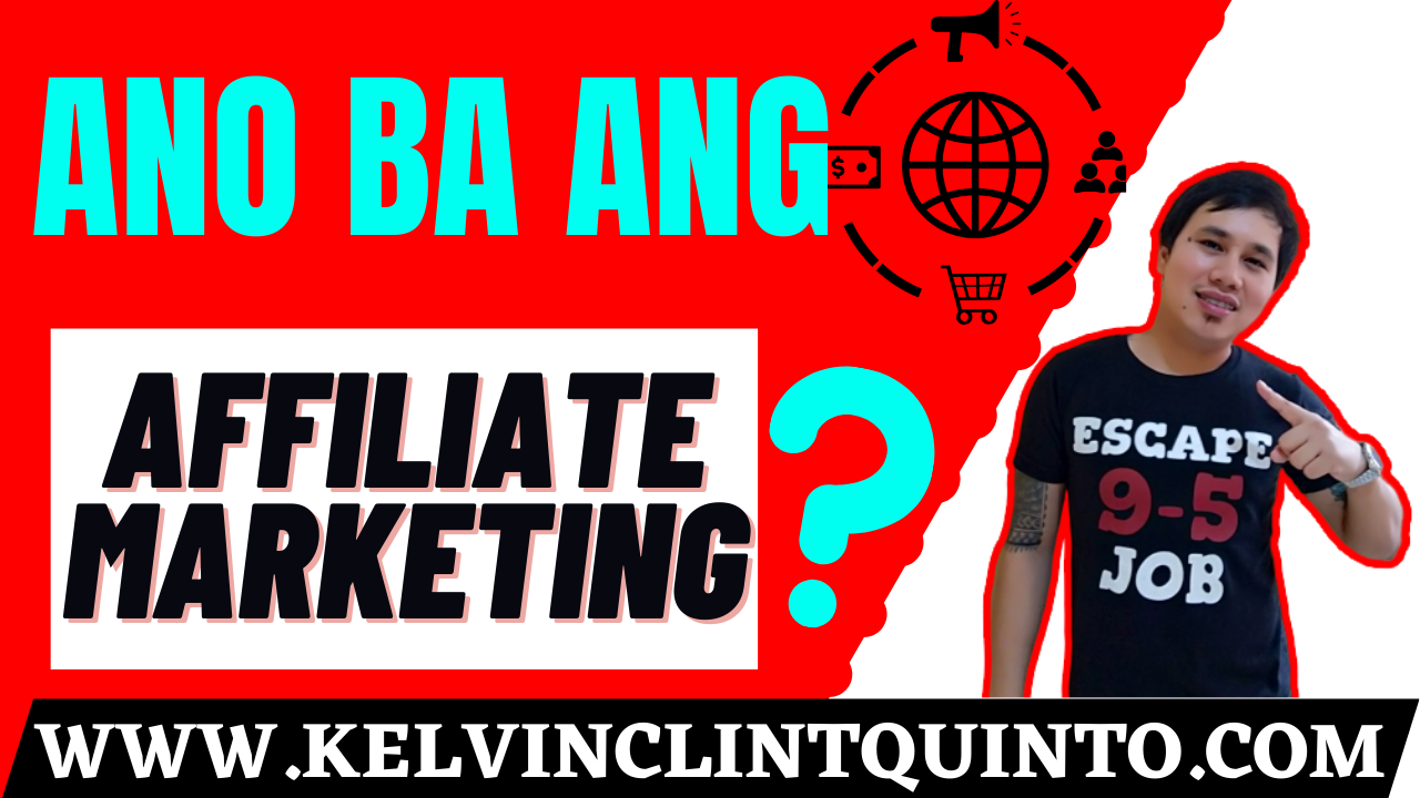 ano ang affiliate marketing
